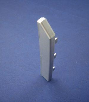 Лява тапа за алуминиев перваз